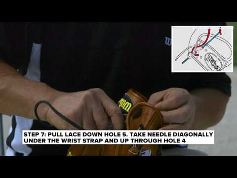 Aso Shows You How To Relace Your Wrist Strap