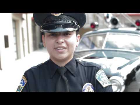Meet the Rookies Class 2 17; Officer Kristen Fuentes