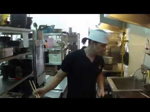 How to make Omurice - Japanese Master Chef Kasajima     オムライスの作り方