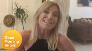 Michelle Collins on Supporting Actors With Stars Such as Ian Mckellen | Good Morning Britain
