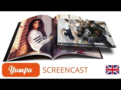Screencast - How do I embed a video into my magazine?