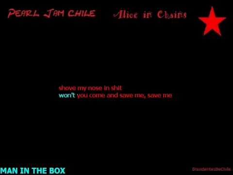 Alice In Chains Man In The Box