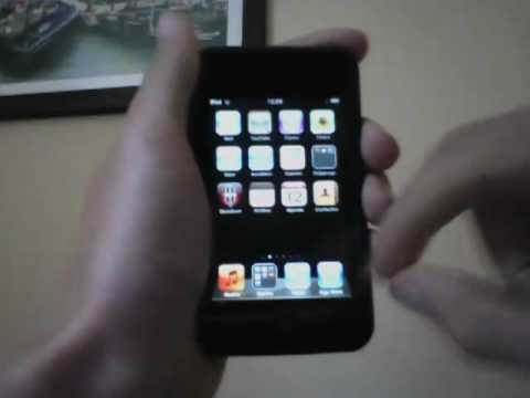 Ios 4 Ipod Touch 2nd generation