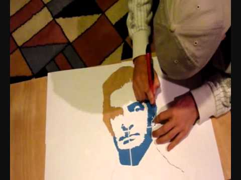 how to make a multilayer stencil - English version
