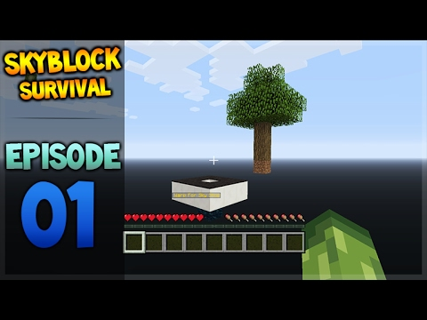 Minecraft Xbox - Skyblock Survival - A New Beginning Episode 1