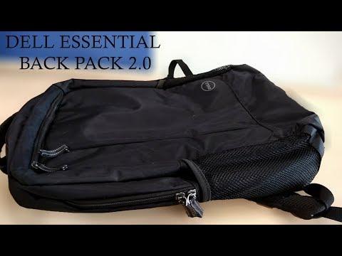 Dell Essential Back Pack 2.0 Laptop Bag   Trending India