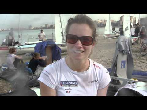 71 Days To Go Until London 2012 - Introducing Hannah Mills (GBR)