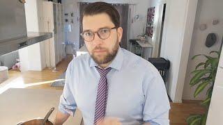 Jimmie Åkesson - alla har ett ansvar för att stoppa smittan