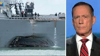 Fmr. US Navy 7th Fleet commander on string of deadly mishaps