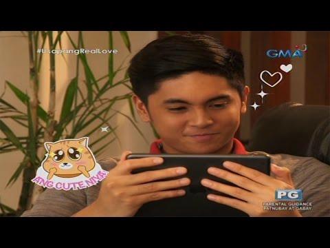 Usapang Real Love: Love at first sight