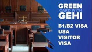 B1b2 Us Visa Usa Visitor Visa B2 Visa Applying For A Business B 1 Visa