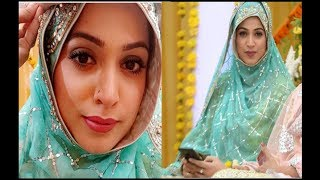 Noor Bukhari Started Wearing Hijab - Watch Now!