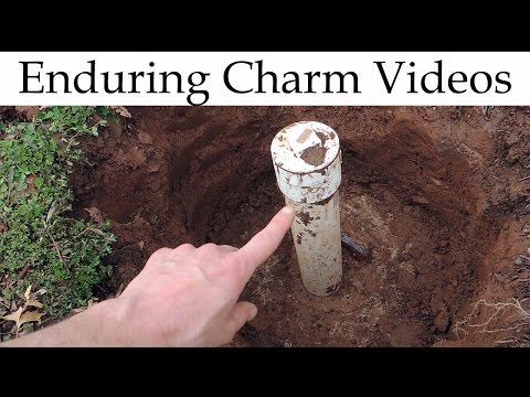 Find And Dig Out Your Septic Tank Access Cover