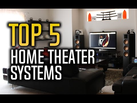 ▶️ Best Home Theater Systems in 2017!