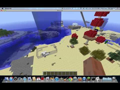 how do i set my spawn point in my minecraft server 1.2.5