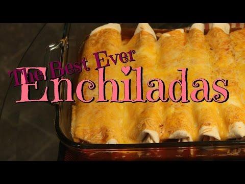 Quick and Easy Enchiladas | Anne Binder