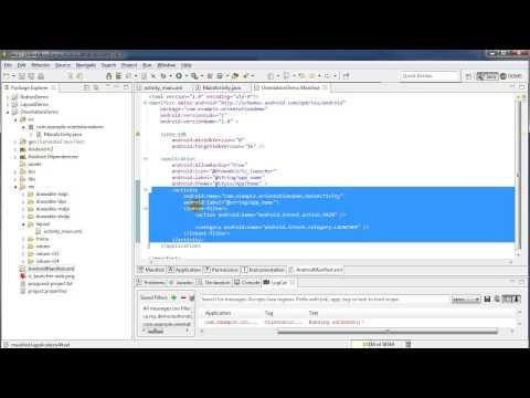 Locking Activity Orientation: Android Programming