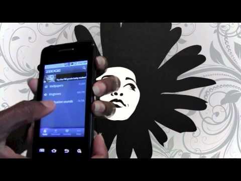 Samsung Galaxy Precedent (Ringtones and Bump)