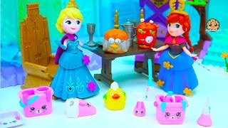 Grossery Gang Series 3 Clean Team Cleaning At Frozen Queen Elsa + Anna