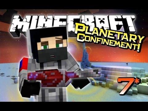 Minecraft | CRAZY FINALE! | Planetary Confinement Adventure Ep 7 (Custom Map)