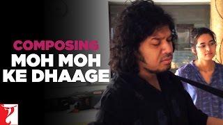 Composing Moh Moh Ke Dhaage - Dum Laga Ke Haisha | Anu Malik | Papon | Monali Thakur