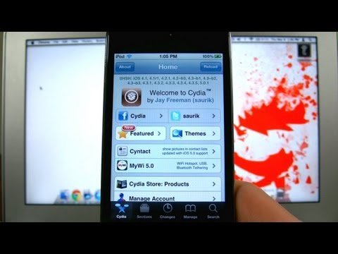iOS 5.1 Jailbreak for iPhone 3GS & 4, iPod touch 3G & 4G and iPad