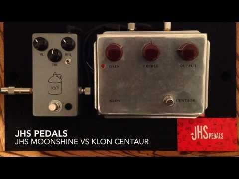JHS Moonshine vs Klon Centaur