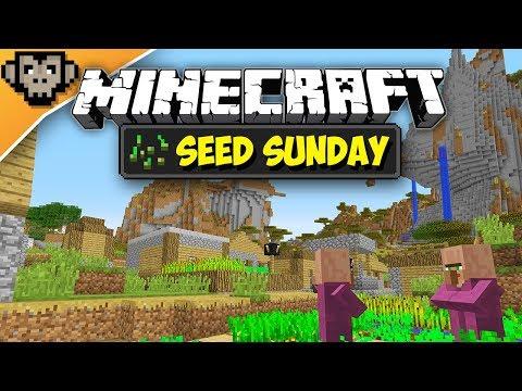 Minecraft 1.12.2 | Savanna M Village + Temple | Seed Sunday - Ep248