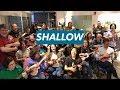 Shallow - Lady Gaga // Ukulele Class Play-Along (Chords & Lyrics)