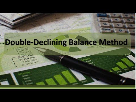 Double-Declining Balance Depreciation Method