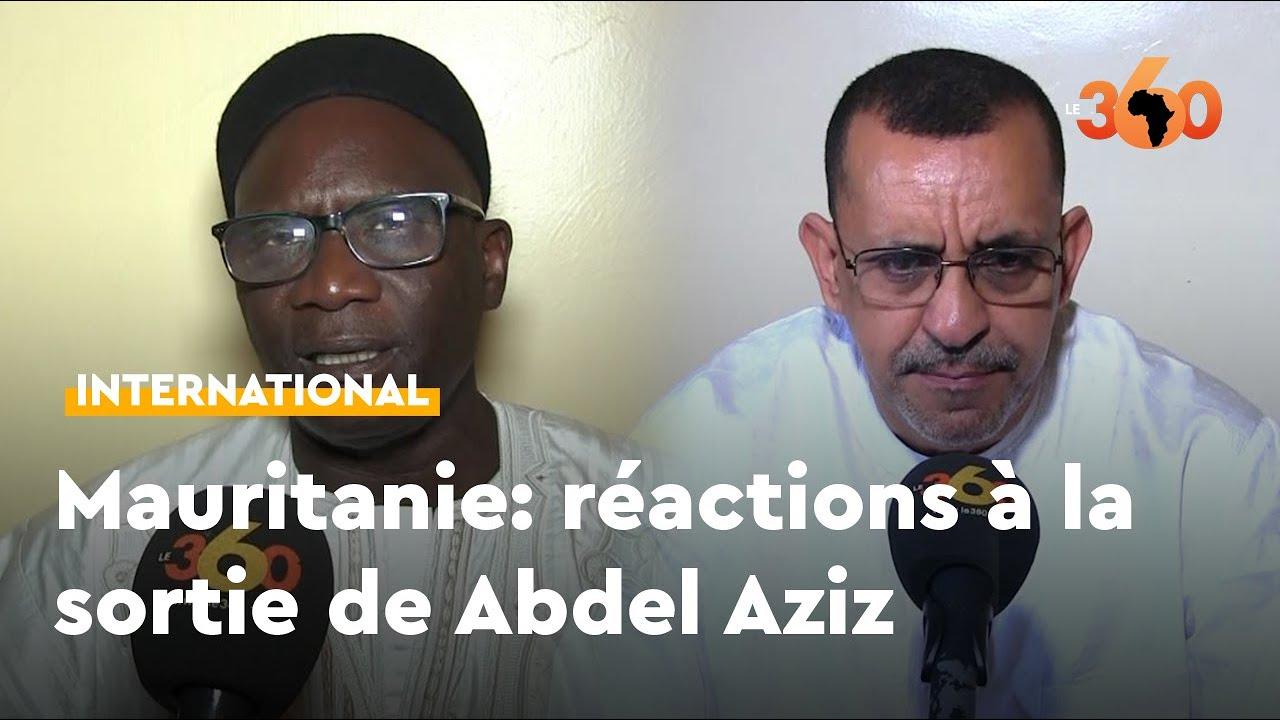Mauritanie:  réactions suite à la dernière sortie de l'ex président Ould Abdel Aziz