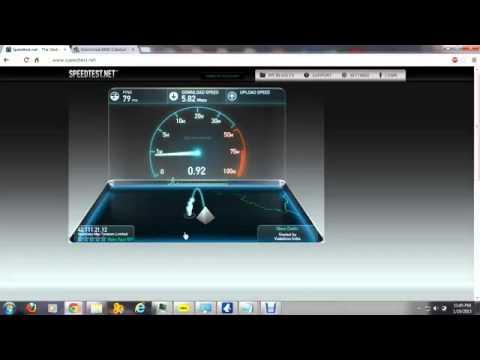 vodafone 3g speed in 2g plan jan 2013 working   YouTube
