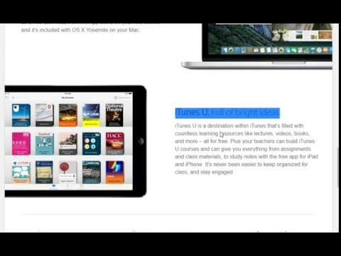 Apple Student education Discount