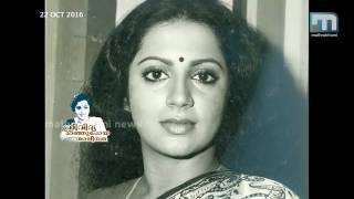 ശ്രീവിദ്യ: മാഞ്ഞുപോയ ശാലീനത / A tribute to Sreevidya