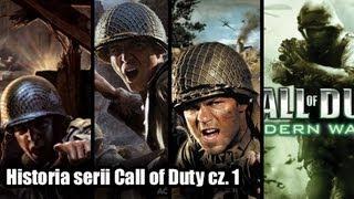 Historia serii Call of Duty cz.1 - grasz24.pl