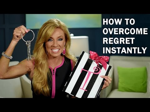 How To Overcome Regret Instantly