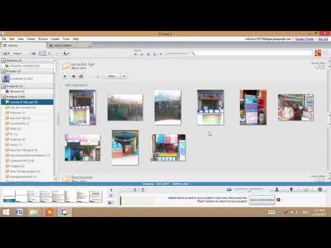 HOW TO CREATE PICTURE MOVIE IN PICASA 3 In Hindi