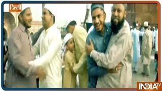 Pm Modi Greets People On Eid-ul-fitr, Muslims Say He Always Had Their Trust