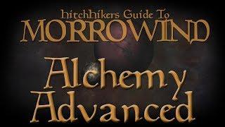 HitchHikers Guide to Morrowind   Alchemy Basics - PakVim net