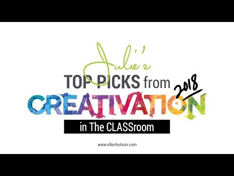 Favorite Finds and Top Picks from Creativation 2018