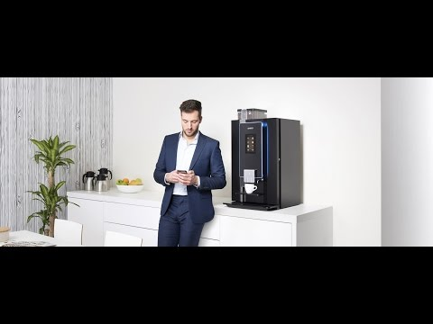 Animo OptiBean - the commercial coffee machine with taste!