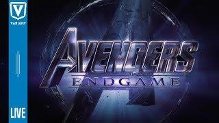 Download Avengers: Endgame - Trailer Reaction! Video