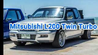 Mitsubishi L200 Twin Turbo