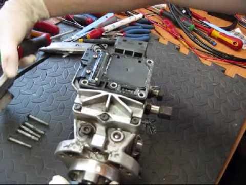EDC Removal Instructions - Bosch VP44 VP37 VP30 Diesel Pumps