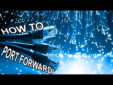 How To Port Forward 2015 | QUICK and EASY