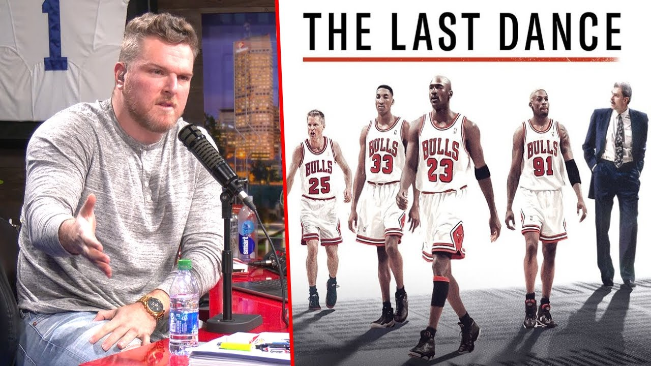 Pat McAfee's Thoughts On The Last Dance Ep. 1 & 2