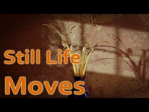 Blender - Still Life - Moving