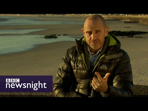 Should the UK follow the St Ives and Jersey housing model? - BBC Newsnight