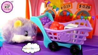 Periwinkle Organiza una fiesta Hamster