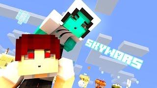 Minecraft SkyWars | Читы на VimeWorld!? O_o